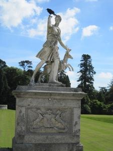 Powerscourt Gardens - #3 on top 10 gardens in the world